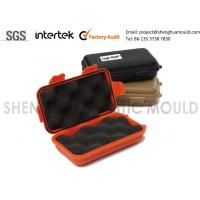 Wholesale Water Proof Shock Proof Air Tight Plastic Nylon Case with Foam Cushion from china suppliers