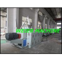 Wholesale PLC control effeciency PVC pipe extrusion line CE European standard from china suppliers