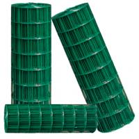 Wholesale PVC-coated Welded Wire Mesh Wire Supplier Used In Industry And Agriculture from china suppliers