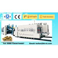 Wholesale XT-920  2000mm High Speed Automatic Carton Box Production Line with Folder Gluer Inline from china suppliers