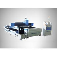 Wholesale 90  /min Fiber Laser Cutting Machine For Round Metal Pipe / Sheet Cutting from china suppliers
