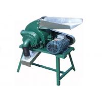 Wholesale High Efficiency Coconut Shell , Peanut Shell Wood Hammer Mill With CE Approved from china suppliers