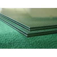 Wholesale High Strength Tempered Safety Laminated Glass / Sandwich Glass 8mm+1.14pvb+8mm from china suppliers
