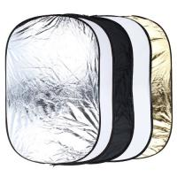 Wholesale 5 in 1 Portable Photography Studio Multi Photo Collapsible Light Reflector 60 x 90cm from china suppliers