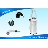 Wholesale VelaShape Vacuum Slimming Machine / RF Cavitation Cellulite Removal Equipment from china suppliers