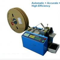 Nickel Tab Automatic Webbing Cutting Machines Fast Speed For Battery Assembly