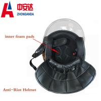 Wholesale Portable Anti riot helmet for police equipment from china suppliers