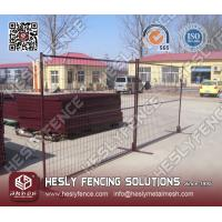 Wholesale Canada Temporary Portable Fencing from china suppliers