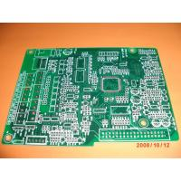 Wholesale Single Side Access Control Printed Circuit Board Fabrication for Variable Frequency Driver from china suppliers