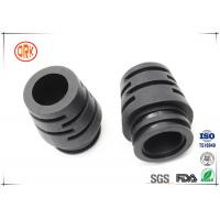 Buy cheap Supplier Customized Black NBR Nitrile Rubber Bushing For Automotive from wholesalers