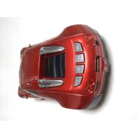 Wholesale 3.5 Audio Cable Red Bluetooth Speaker With FM Radio / Car Shaped Speakers With SD Card For Car from china suppliers