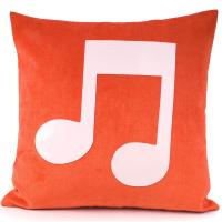 Wholesale Red Or Brown Handmade Custom Printed Decorative Pillow For Home from china suppliers