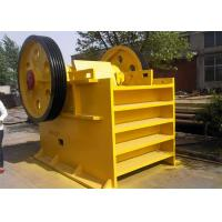Wholesale PE Series Mining Crusher Equipment Portable Jaw Crusher ISO CE from china suppliers
