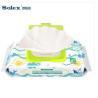 Buy cheap International certification Solex brand Newborns 0-3 months dedicated wet wipes best huggies warmer Target  baby wipes from wholesalers