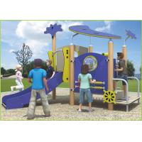 Wholesale Super Star Series Outdoor Playground Equipment Wooden Material Commercial Usage Small Size from china suppliers