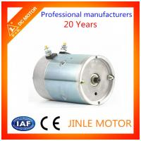 Wholesale Electric Bicycle ZD1230 1.6kw Hydraulic DC Motor F Insulation 2350RPM from china suppliers