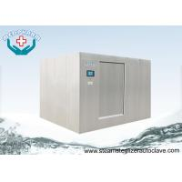 Wholesale Hospital Sterilization Equipment 800 Liters CSSD Sterilizer With Water Ring Vacuum Pump from china suppliers
