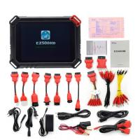 Wholesale 100% Original XTOOL EZ500 HD Heavy Duty Full System Diagnosis with Special Function (Same Function as XTOOL PS80HD) from china suppliers