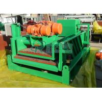 Wholesale API Standard High Quality Mud System Balanced Elliptical Motion Shale Shaker, Used for oil well drilling from china suppliers