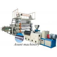 Wholesale 1200-2100mm PVC Sheet Production Line Plastic Water Proof Membrane For Packing from china suppliers