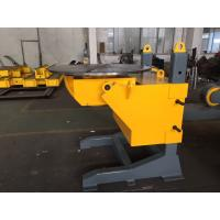Wholesale Gear Tilt Welding Rotators Positioners 1200mm Table Diameter from china suppliers