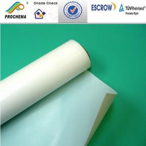Wholesale PVDF  opaque  film, PVDF white film , PVDF solar cell film from china suppliers