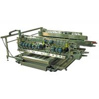 Wholesale High Speed Construction Glass Edge Polishing Machine With 20 / 22 ABB Motors / Spindles Glass from china suppliers