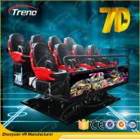 Wholesale Simulator 7d Cinema 70 PCS 5D Movies Amusement Park Gun Shooting from china suppliers