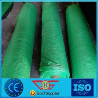 China PP Polypropylene Plastic Black Woven Weed Control Barrier with High Tensile Strength on sale