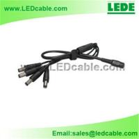 Wholesale DC Power Splitter Adapter, Power Cord, DC cable from china suppliers