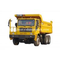 Wholesale Rated load 60 tons Off road Mining Dump Truck Tipper  306kW engine power drive 6x4 with 34m3 body cargo Volume from china suppliers