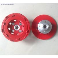 Wholesale 100mm PCD Cup Wheels For Coating Removal from china suppliers