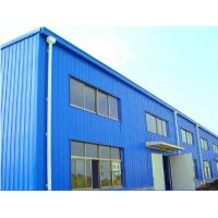 Clear Span Pre-engineered Structral Steel Building System For Changable Standard