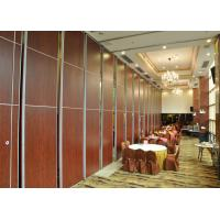 Wholesale Folding Sliding Partition Walls Board With Top Hung System from china suppliers