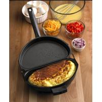 Wholesale Breakfast Egg Skillet/Nonstick Folding Omelet Fry Pan from china suppliers