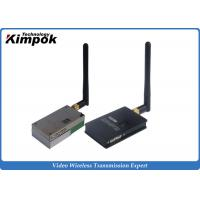 Wholesale Full HD Cofdm 1200mw 5.8ghz Video Transmitter And Receiver For Cctv System from china suppliers