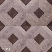 Wholesale Art Parquet Laminate Flooring 1592-4# 12mm with CE from china suppliers