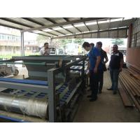 Wholesale Automatic MgO Board Production Line High Strength Performance For Building Materials from china suppliers