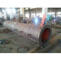 Wholesale Alloy Steel Crane Pedestal Welding Metal Fabrication For Offshore Machinery from china suppliers
