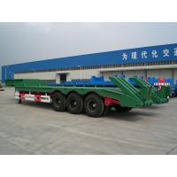 Wholesale 12.5m-3 Axles-70T-Low Bed Semi-Trailer from china suppliers