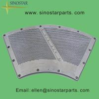 Wholesale Perforated stainless screen plate from china suppliers