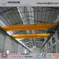 Quality 2016 Hot Sale Single Girder Overhead Crane,Electric Hoist Traveling Crane 10ton for sale