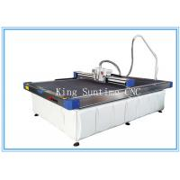 Wholesale Vacaum Absorption Method Corrugated Board Cutting Machine 1400 * 1000mm from china suppliers