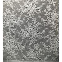 Wholesale Flower Design Pattern Nylon Corded Jacquard Lace Fabric By The Yard from china suppliers