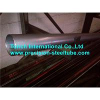 Wholesale Low Carbon Welded DOM Steel Pipe SAE J525 DOM Metal Tubing for Auto Parts from china suppliers