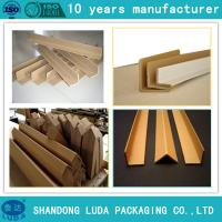 Wholesale carpet edge protector, paper angle board protector, angle corner boards for pallets from china suppliers