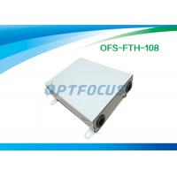 Wholesale 4 Core FTTH Terminal Box Wall Mount , Cable Terminal Boxes Electrical from china suppliers