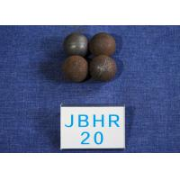 Wholesale Custom Low Carbon Hot Rolled Steel Balls / Steel Grinding Ball Hight Hardness from china suppliers