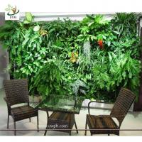 Wholesale UVG GRW06 Wholesale Fake Garden Walls design Plant wall for Library Decoration from china suppliers