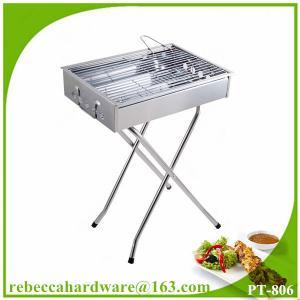 Wholesale Dễ dàng chuyển di dọc Barbecue Grill cho nấu ăn ngoài trời from china suppliers